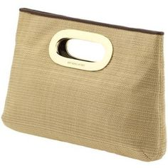 Michael Kors Berkley Clutch Handbag