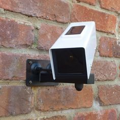 Energy-Efficient Solar Powered Security Devices