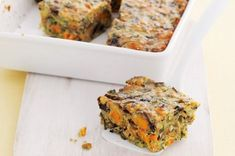 This recipe is a healthy way to end the week and use up your leftover vegetables.