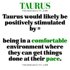 Taurus ZodiacCity - The #1 Source Of Zodiac Facts