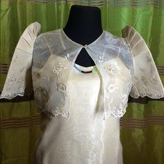 Barong Tagalog Filipiniana Dress Uae