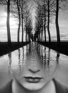 (visage/paysage) Double Exposure Portraits by Antonio Mora  L'artiste espagnol Antonio Mora fait portraits de femmes et d'hommes en double exposition d'éléments naturels : des vagues, des paysages montagneux ou des animaux et plantes viennent se juxtaposer aux visages des modèles. Ses portraits sensuels et élégants sont à découvrir en images.