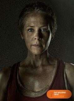 """Melissa McBride es """"Carol"""".  The Walking Dead – Martes 22.00  #TWD3ENFOX Mira contenido exclusivo en www.foxplay.com"""