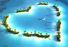 Heart Island, Fiji