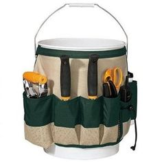 Fiskars 9424 Garden Bucket Caddy,$9.36