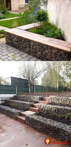20 Inspiring Tips for Building a DIY Retaining Wall Retaining walls retain soil behind them and also add more space to your property by turning a sloped area of your garden into more useable, level land. A garden or yard retaining wall might be.