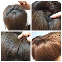 10 different cute korean hair styles