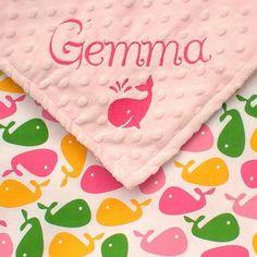 OMG cuteness! Love these blankets