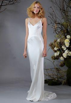 elizabeth fillmore gowns   Elizabeth Fillmore Spring 2014 Wedding Dresses