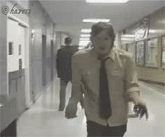 And now some gifs of Norman, for more...