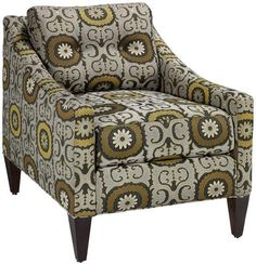 Keller Chair - Accent Chairs - Living Room Furniture - Furniture | HomeDecorators.com