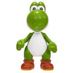 Nintendo – JAKKNINYOSHI – World of Nintendo 6 cm Figure – Super Mario Yoshi: Monde de Nintendo Figure Collectable La figure est d'environ…