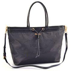 SG$285.00 Discount Prada Shoulder Bags Black Br4184 Neiman Marcus
