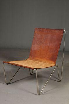 © Verner Panton. Bachelor Chair - DK, Herning, Engdahlsvej