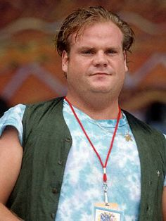 Chris Farley binged on food, drink, drugs and finally overdosed on cocaine & morphine. RIP