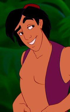 "Aladdin is my favorite ""prince"""