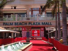Palm Beach Plaza Mall in Palm Beach
