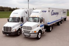 Con-way Freight and Con-way Truckload...