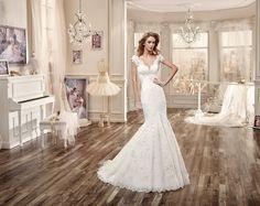 Moda sposa 2016 - Collection NICOLE.  NIAB16091. Abito da sposa Nicole.
