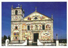 Igreja de Santa Maria- Válega, Ovar, Centro de Portugal Region, Portugal