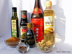 Nejedlé recepty: Kuře Kung Pao Soy Sauce, Supreme, Drinks, Food, Red Peppers, Drinking, Beverages, Essen, Drink