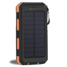 Outdoor Power Bank charger, isn't just a useful gadget , they are the ultimate accessory fr gadget lovers, and very useful tool! Power: Solar PanelSize: 135 x 72 x Mono crystalline Silicon Solar Phone Chargers, Solar Charger, Portable Charger, Solar Energy Panels, Best Solar Panels, Solar Energy System, Solar Power Batteries, Solar Companies, Smartphone