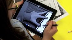 ROTOSCOPING PROJECT ON IPADS