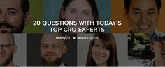 6 Conversion Experts Answer 20 of Your Most Important CRO Questions [Live Google Hangout]