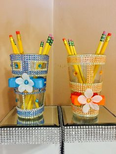 Pencil cupholder  by missJs