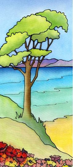 Tree by the Sea.jpg