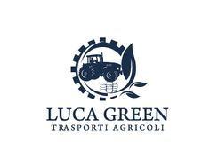 luca green logo design contest. Logo Designs by rockin67