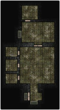 Fallcrest - The Tower of Waiting - B2, from Cartographers' Guild