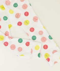 Pink and Lemon Biscuit Leggings – Made to Order