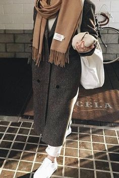 Cute Winter Outfits, Winter Fashion Outfits, Look Fashion, Fall Outfits, Autumn Fashion, Casual Outfits, Fashion Blogs, Girl Fashion, Fashion Trends
