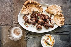 Find the recipe for Grilled Lamb Kebabs With Turkish Flavors and other lamb shank recipes at Epicurious.com