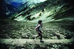 Leadville Trail 100--probably the toughest race ever. That's 100 miles at 13,185ft in the Rockies. Not many finish. (leadvilleraceseri...)