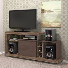 Tv Cabinet Design, Tv Unit Design, Living Room Tv, Living Room Furniture, Home Furniture, Tv Unit Furniture, Cabinet Furniture, Lcd Wall Design, Tv Wall Panel