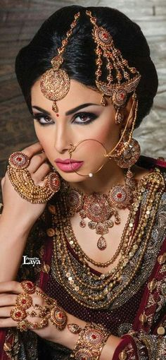 74 Best North Indian bride's looks images in 2019 | Indian weddings