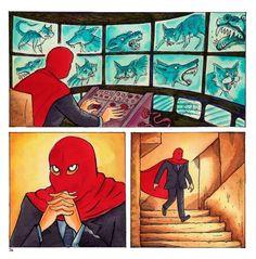 Samples of work by Richard Sala ~ Art ~ Comics Comic Art, Mystery, Comics, Artist, Painting, Artists, Painting Art, Paintings, Cartoons