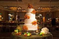 Pastry Chef Federico Fernandez will create the cake and we'll take care of the rest! #WeddingWednesday #Weddings