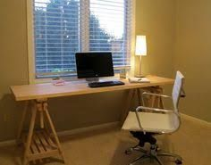Image result for desk made of hollow core door