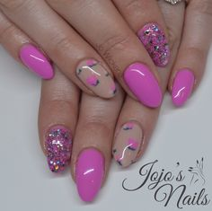SIGNATURE Bio Sculpture gel overlays www.jojosnails.com