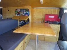 Arredamento camper ~ Camper reimo multistyle based on the new volkswagen
