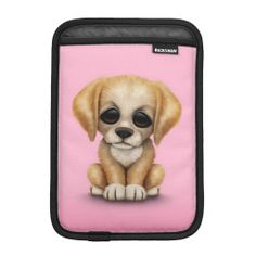 >>>Are you looking for          Cute Golden Retriever Puppy Dog on Pink iPad Mini Sleeve           Cute Golden Retriever Puppy Dog on Pink iPad Mini Sleeve We provide you all shopping site and all informations in our go to store link. You will see low prices onHow to          Cute Golden Re...Cleck Hot Deals >>> http://www.zazzle.com/cute_golden_retriever_puppy_dog_on_pink_ipad_sleeve-205468285200166816?rf=238627982471231924&zbar=1&tc=terrest