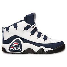 factory price 603be 13ad4 Men s Fila 95 Retro Basketball Shoes