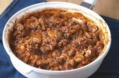 Basic mince This basic mince recipe is so versatile, you can use it to make dishes like spag bol, cottage pie and chilli con carne. This quick and easy recipe is a great way of making the most out of your minced m Easy Steak Recipes, Grilling Recipes, Healthy Recipes, Cheap Family Meals, Cheap Meals, Savoury Mince, Mince Recipes