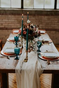 Wedding Table Stylings | @methodphotog