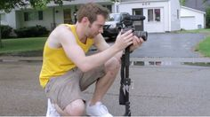 The Pitchfork Pod Is The One In All Tripod For The Videographer 2 Way, Tripod, Cinematography, The One, Diy, Photography, Photograph, Cinema, Bricolage