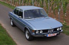 BMW E3 2500 1968