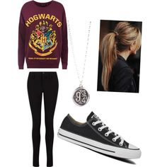 Untitled #33 by jazzyboo-395 on Polyvore featuring polyvore, fashion, style, MANGO and Converse